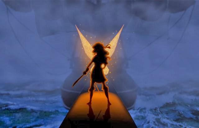 """Imágenes de la película """"The Pirate Fairy"""""""