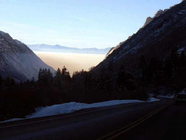 Inversion in Utah
