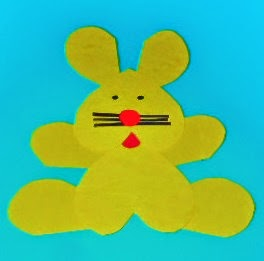 http://learningideasgradesk-8.blogspot.com/2014/04/inexpensive-heart-shaped-bunny-craft.html