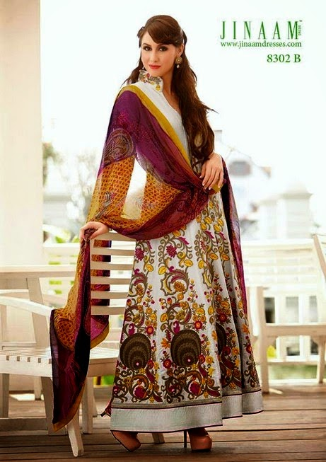 Indian Designer Cotton Salwar Kameez Suits 2014