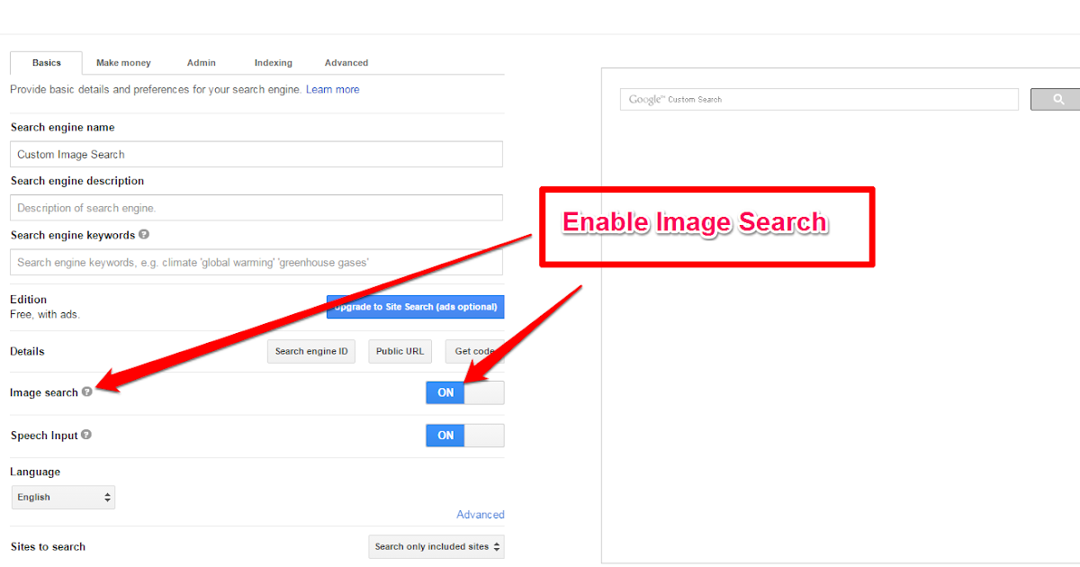 how to build a search engine