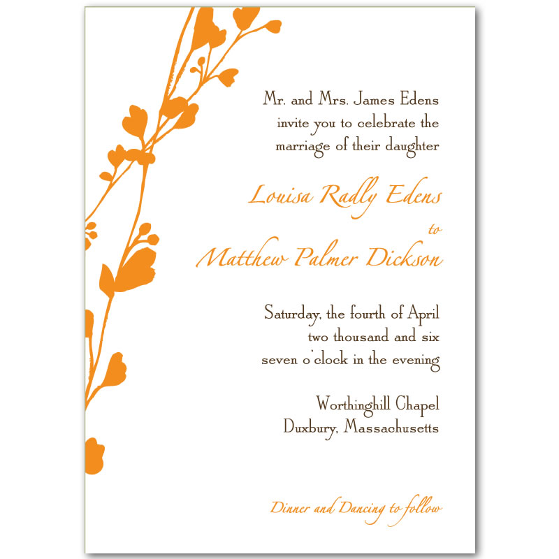 Expensive Wedding Invitations with adorable invitation example