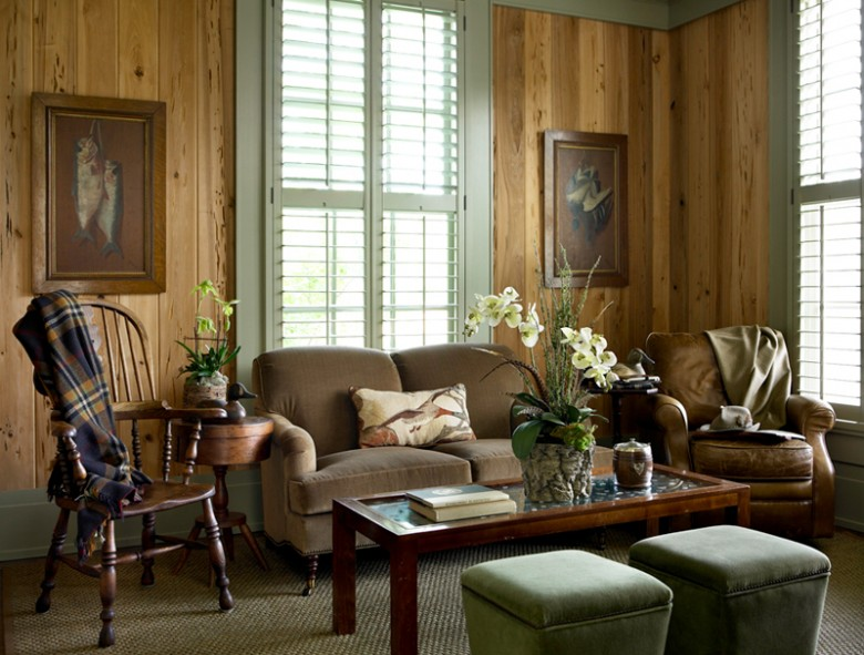 Traditional Southern Interior Design