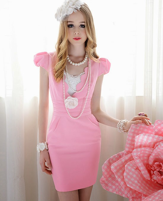 http://www.koees.com/koees-1509-Slim-dress-pink-doll-lines-lace-Leggings.html