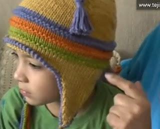 MODA INFANTIL CHULLO PERUANO PARA NIÑO Y NIÑA