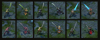 League of Legends патч 3.9