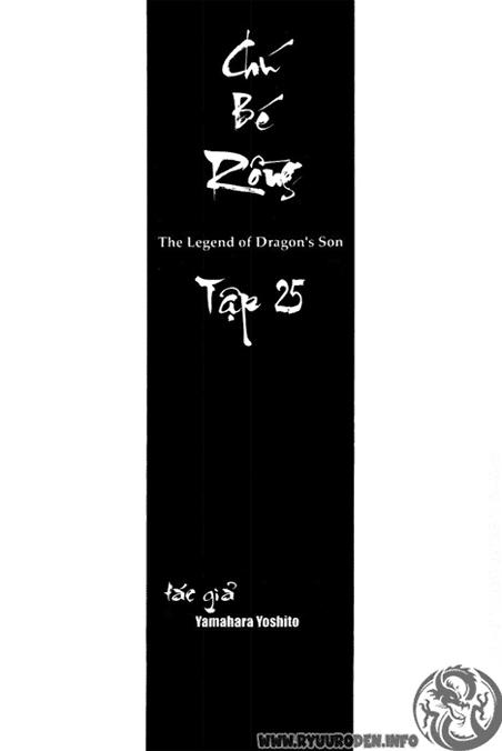 Chú Bé Rồng - Ryuuroden chap 97 - Trang 2