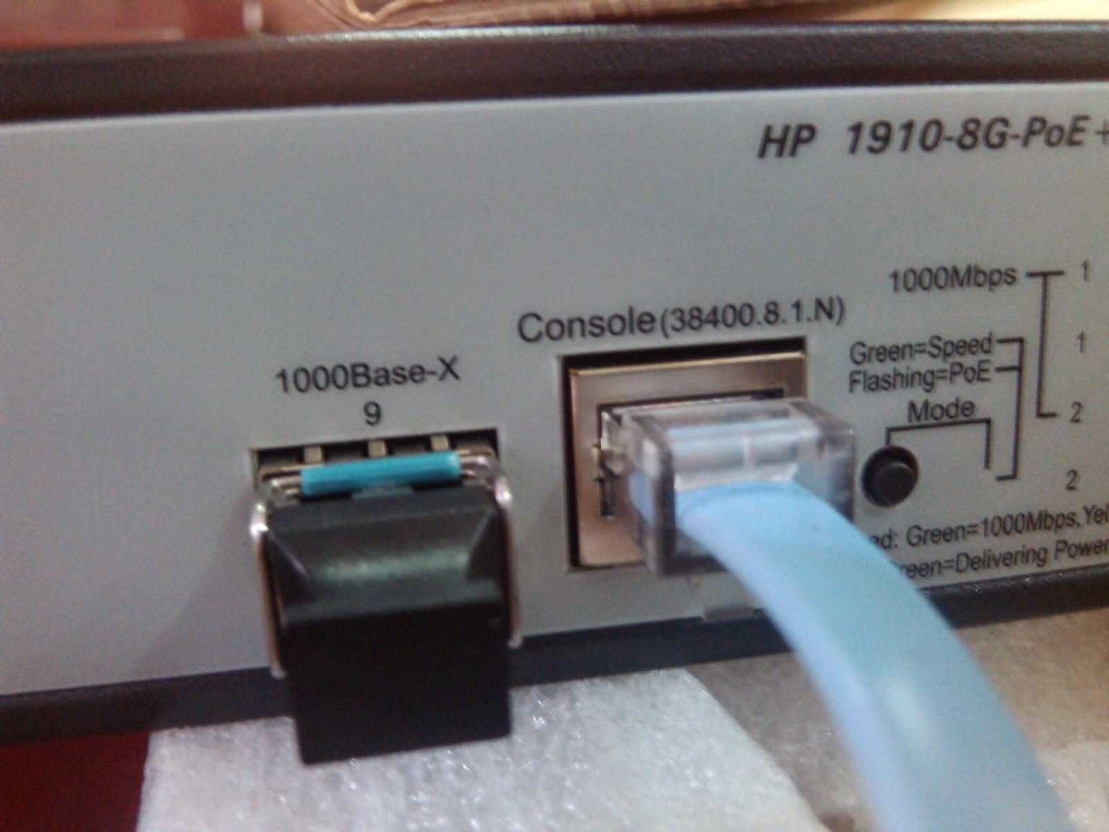A Good Thing To Share Cara Konfigurasi Awal Switch Hp