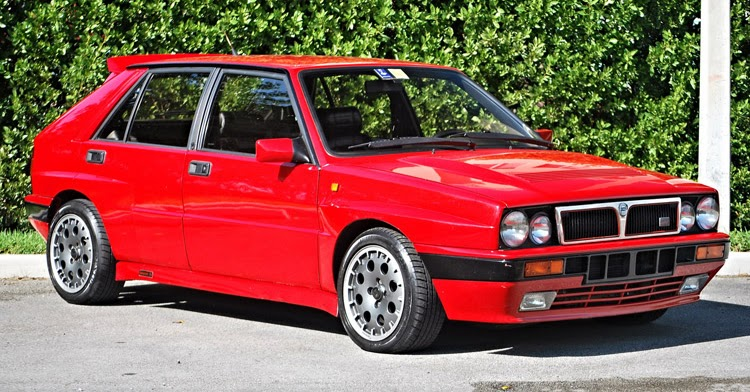 there 39 s a 1989 lancia delta hf integrale for sale in the usa right now. Black Bedroom Furniture Sets. Home Design Ideas