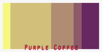 http://www.colourlovers.com/palette/878762/Purple_Coffee