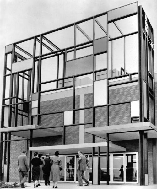 modern architecture is cool de stijl