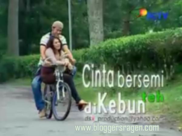 Cinta Bersemi Di Kebun Teh FTV