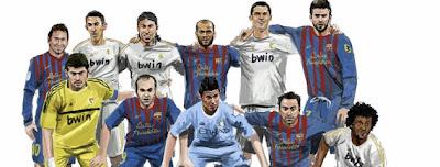 Éste es el equipo ideal del 2011 según Marca