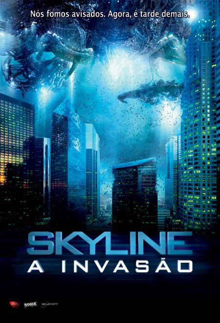 Skyline – A Invasão Dublado HD