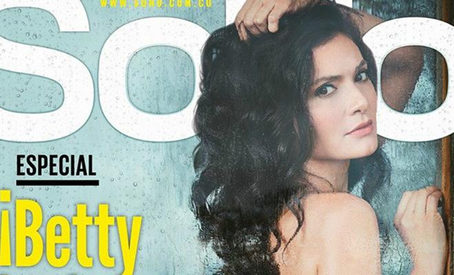 Betty la Fea se desnuda para la revista SoHo