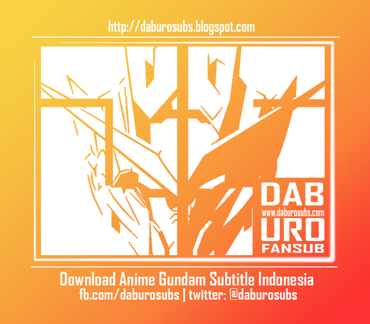 Daburo Fansub | Download Anime Gundam Subtitle Indonesia