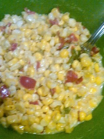 The Dairy-Free Diva: Pioneer Woman's Fresh Corn Casserole with Red ...