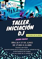 TALLER INICIACIÓN DJ