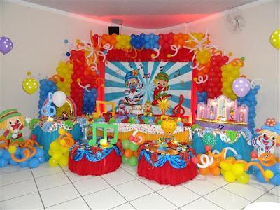 Fotos da Festa Infantil do Patati Patata