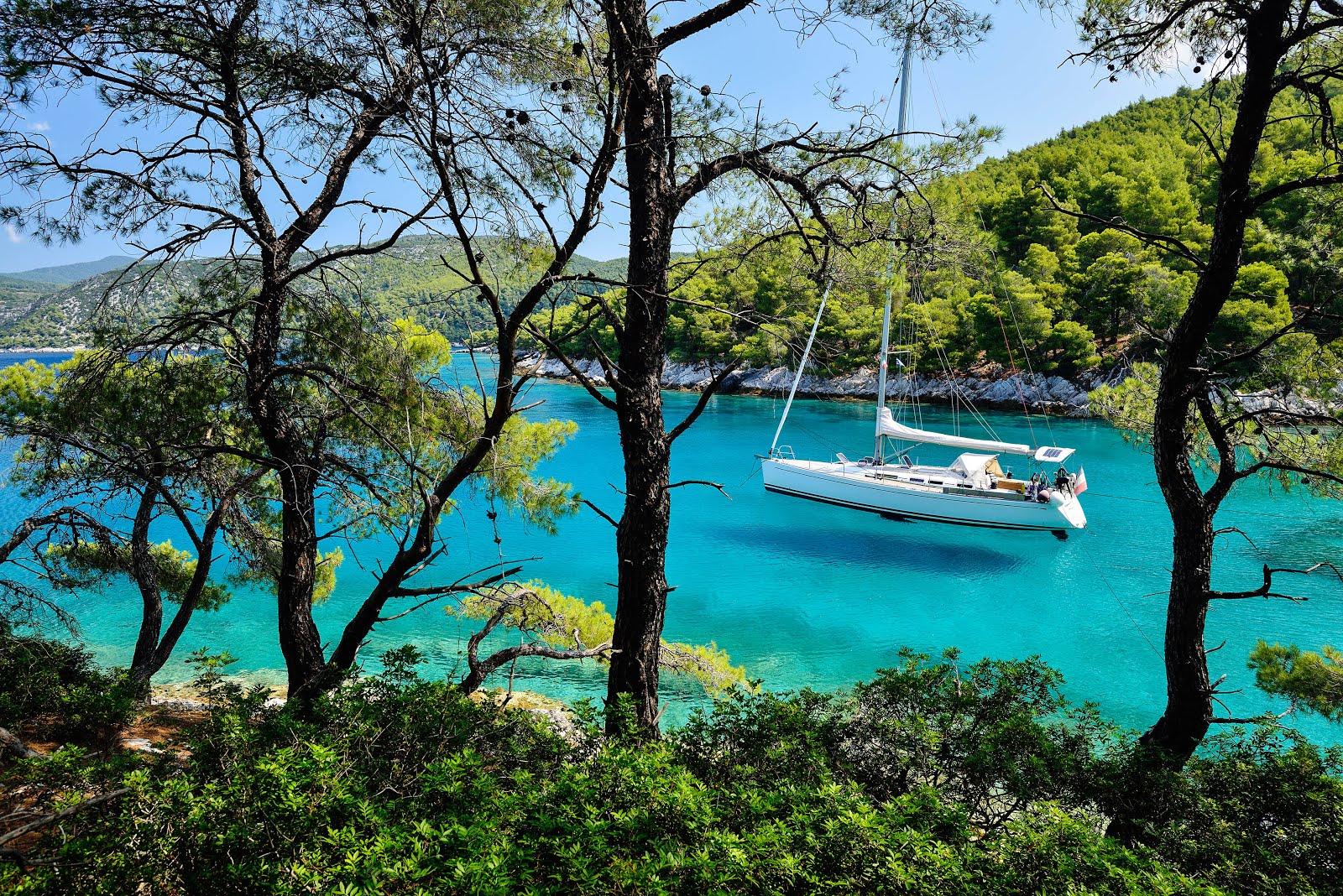 SKOPELOS IN GRIECHENLAND