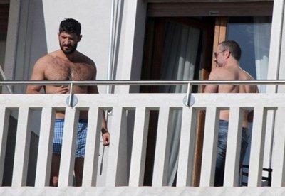 bondages gay in man naked