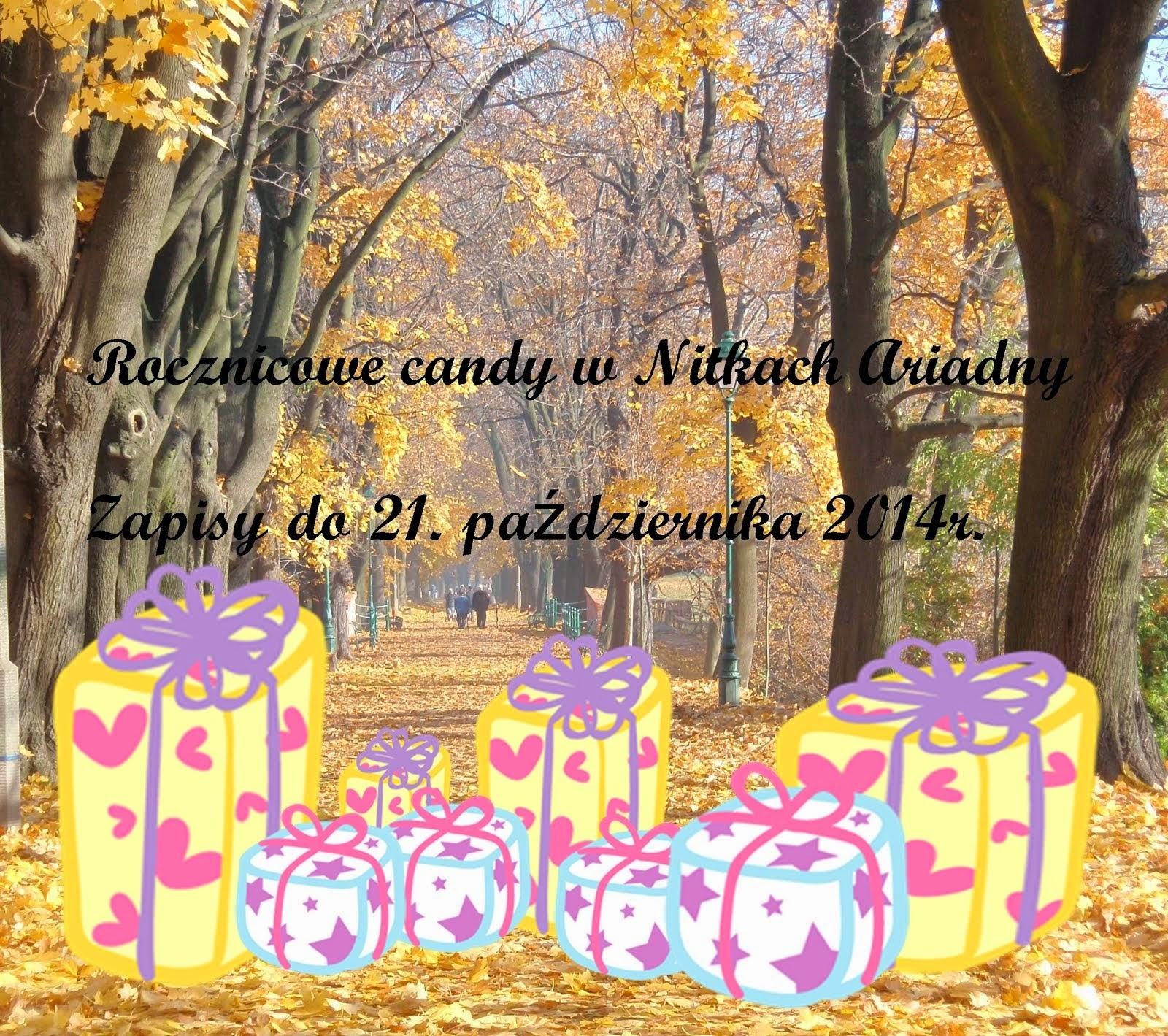 Candy w Nitkach Ariadny