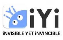 iNVISIBLE YET iNVINCIBLE