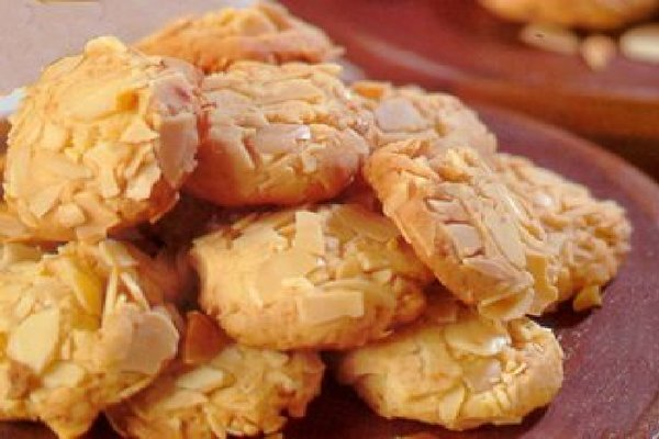 Resep Almond Cornflakes Cookies