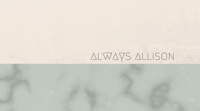 always allison