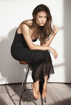 vestido negro H&M colección Conscious Exclusive 2015