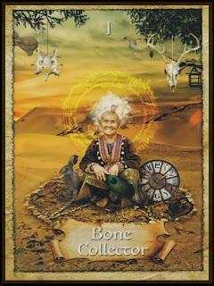 the map, bone collector, colete baron reid