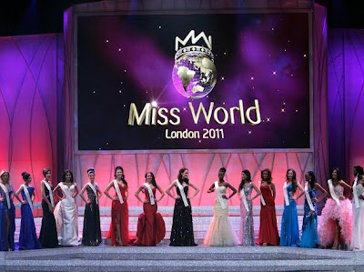 Мис Свят 2011 на церемония в Лондон