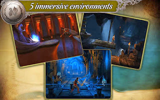 Screenshots of the Prince of Persia Shadow & Flame for Android tablet, phone.