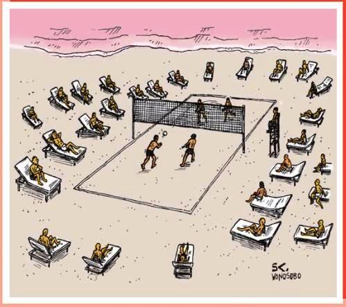 Gambar Kartun Jenaka Pulsa Murah All Operator Dan Token Pln Murah