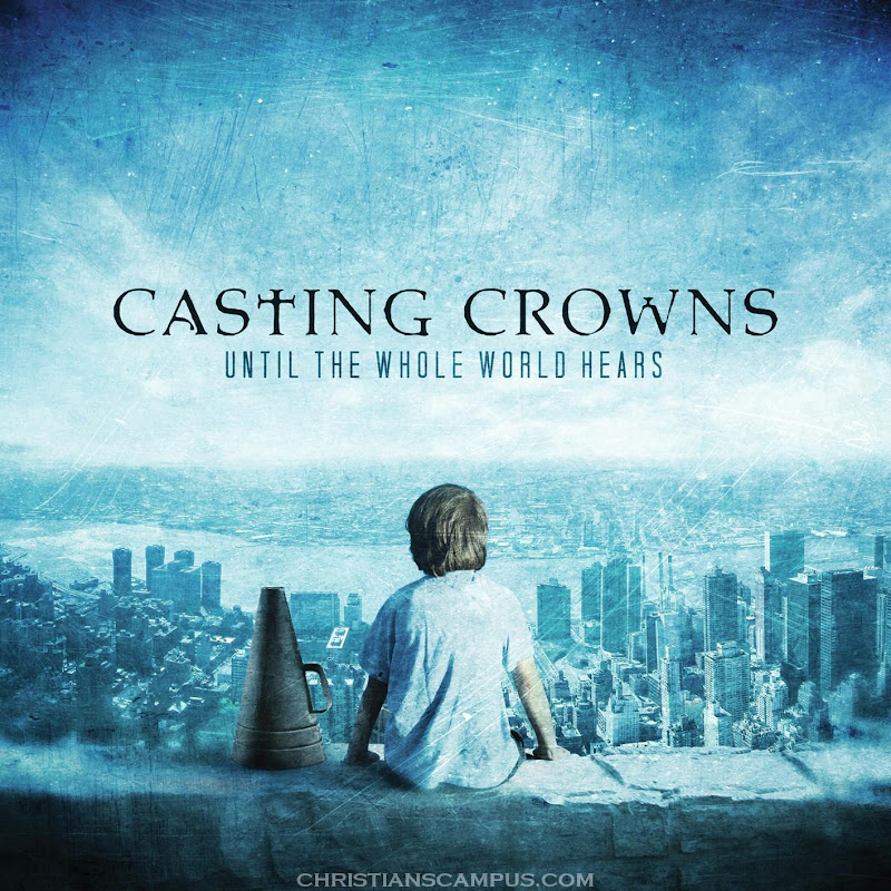 Casting Crowns Who Am I Sheet Music in B Major