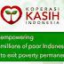LOWONGAN KERJA KKI FUTURE LEADERS PROGRAM (KKI-FLP) – Angkatan 3 Koperasi KASIH Indonesia (KKI) OKTOBER 2014