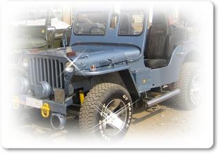 Landi Jeep In Punjab