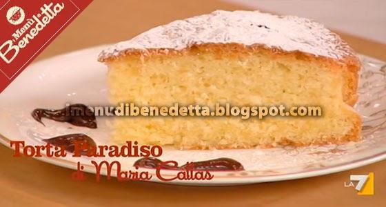 Torta paradiso la ricetta di benedetta parodi for Ricette di benedetta parodi