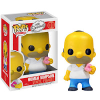 Funko Pop! Homer Simpson