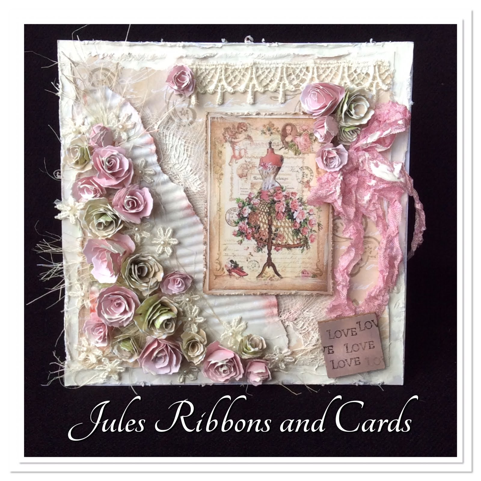 Jules House of Ribbons  on EBAY