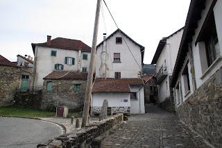 Vistas pueblo Isaba
