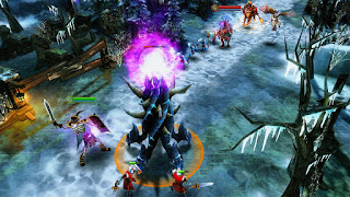 Download Heroes of Order & Chaos untuk Android daniOS