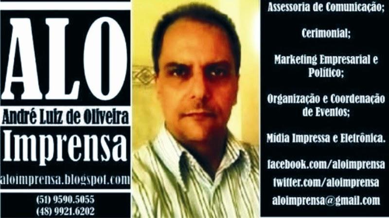 ALO Imprensa - André Luiz de Oliveira