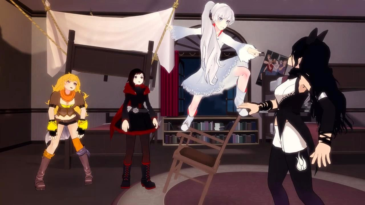 Rwby Dorm Room - Hot Girls Wallpaper