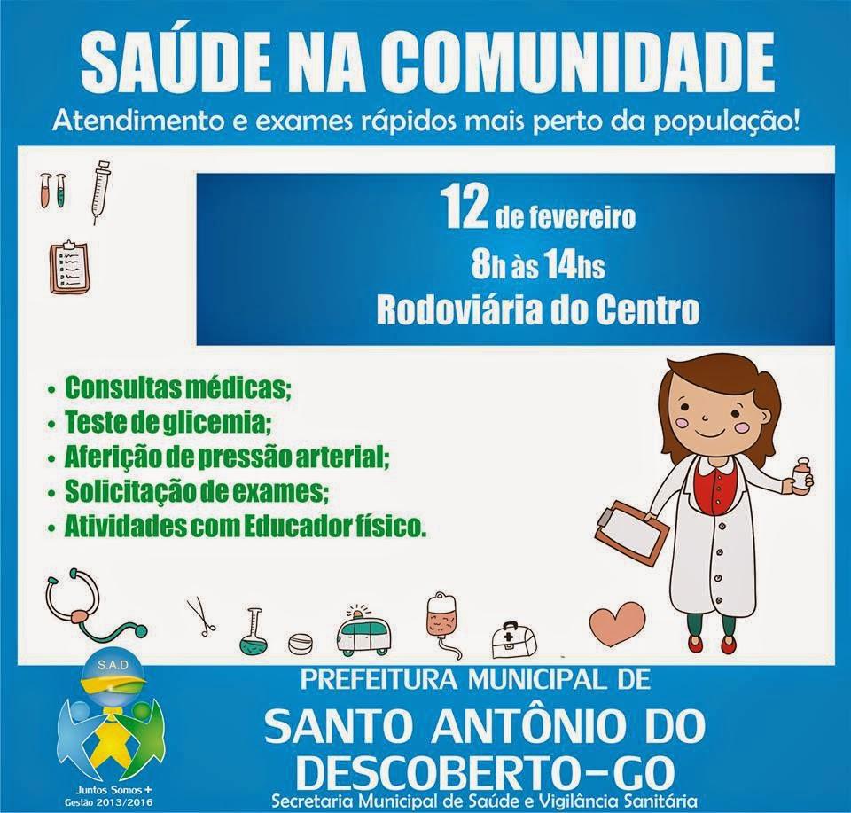 Saúde na  Comunidade