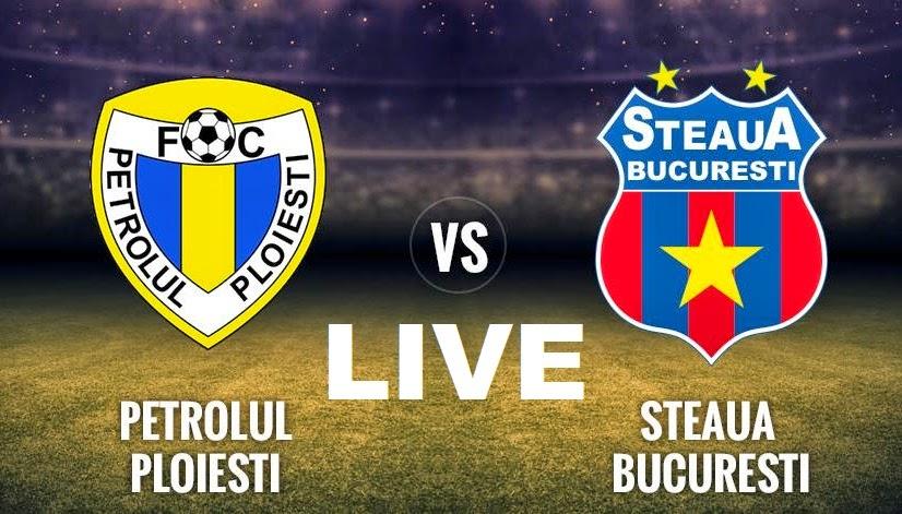 Steaua Bucuresti Petrolul Ploiesti live online 2 aprilie 2015