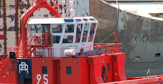 Genova approvate tariffe rimorchio, riduzione dell'1,54%