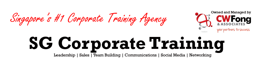 SG Corporate Training - Singapore's #1 Agency for Corporate Training Courses and Workshops