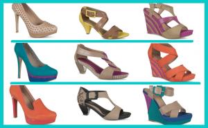 Novos modelos calçados Ramarim verão 2015