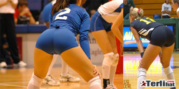 Foto Pantat Nungging Atlet Volly